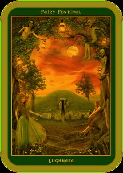 Лламас (Лугнасад) - праздник сбора урожая ( 31 июля - 2 августа). A_aa10