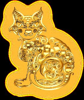 Магия Кошек. Магия Мира Животных и Духовных Существ. Au_1_410