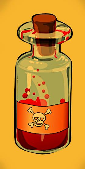 """Зелье """"Некромортус"""" или Мёртвая вода. U_2310"""