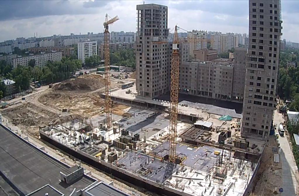 """Веб-камеры на площадке строительства ЖК """"Нормандия"""" - Страница 5 20000010"""