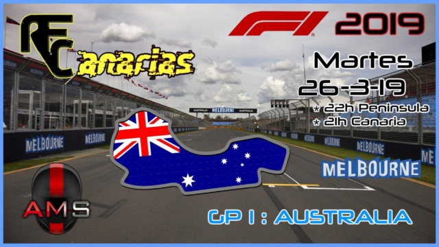 GP MELBOURNE F1-2019 Rfc-2014