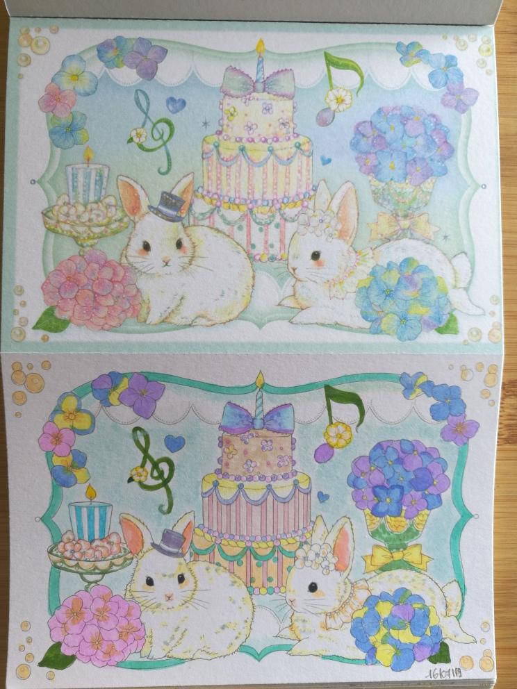 Les défis personnels de Chatbleu - Entamer chaque livre de coloriage - Page 4 Etzo10