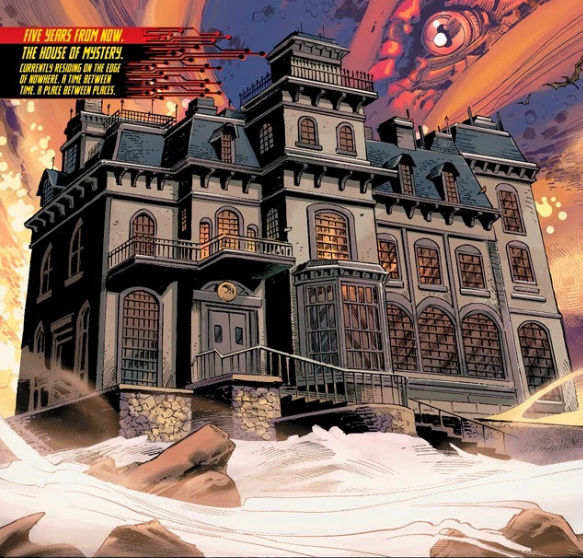 [Year of Evil] Hawkman Rises [LIBRE] Screen10