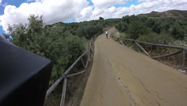 Ruta en bici Vlcsna17