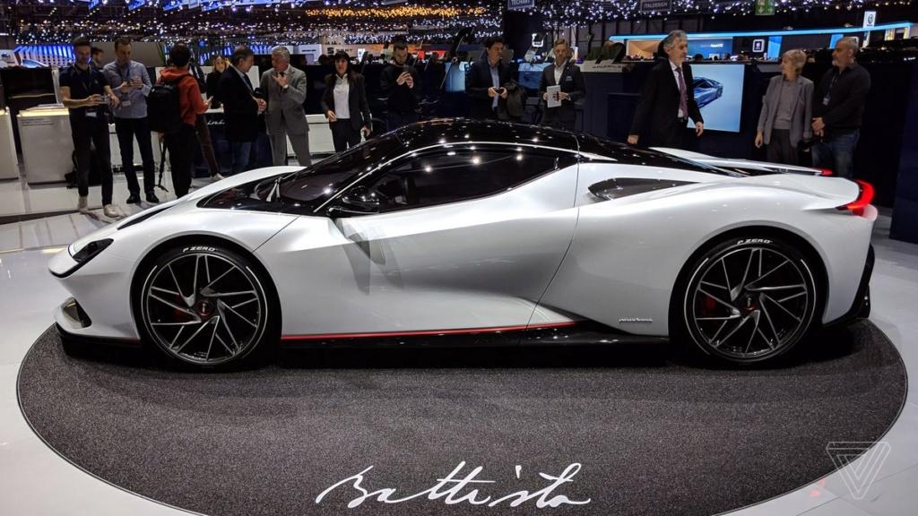 [ OTROS BÓLIDOS ] Salón de Ginebra : lo último de Pininfarina Battis10