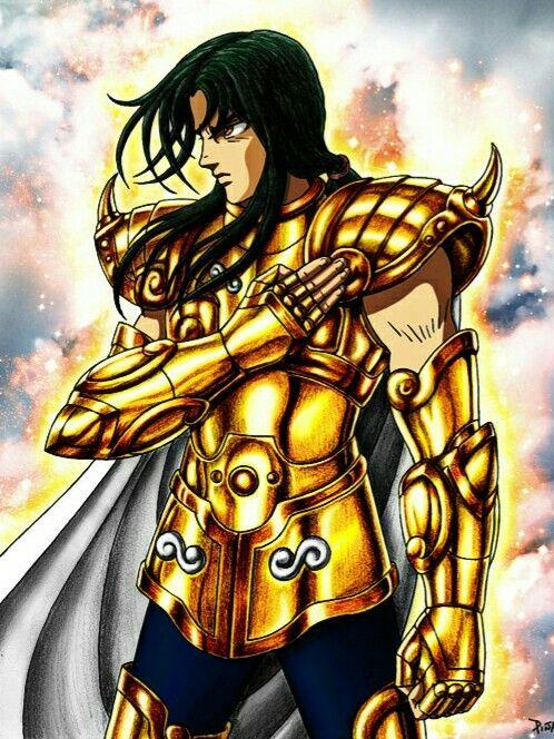 Izo - Capricornio - Gold Saint - TERMINADO!!! 27576510