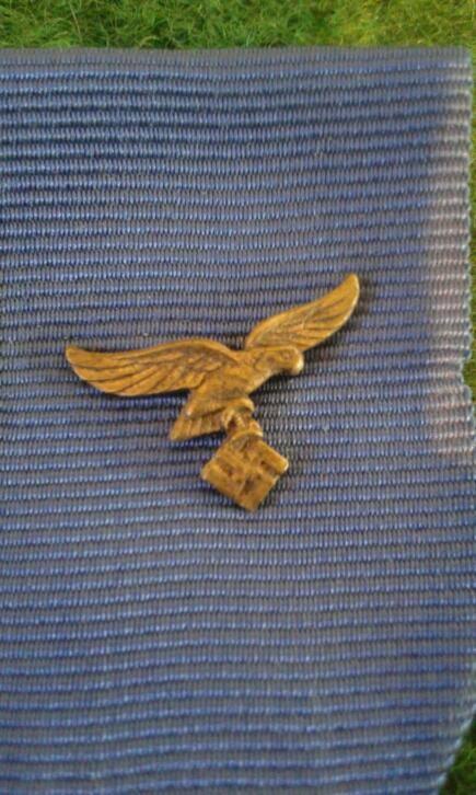 Médaille 12 ans lufwaffe  20200341