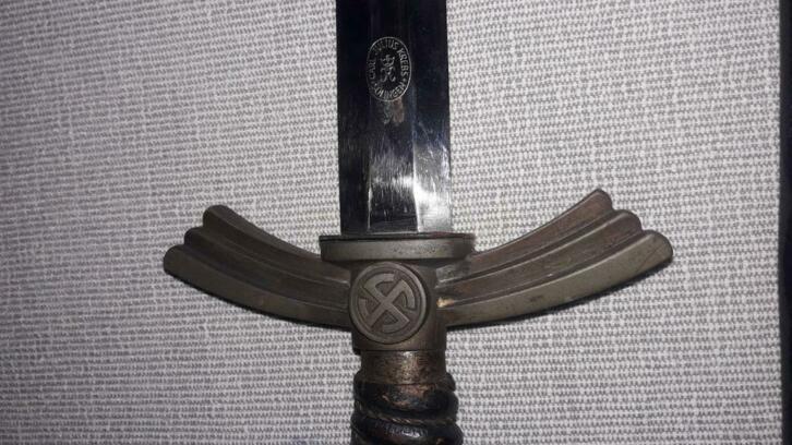 Authentication d'un dague de la lufwaffe 1 er modèle  20200814