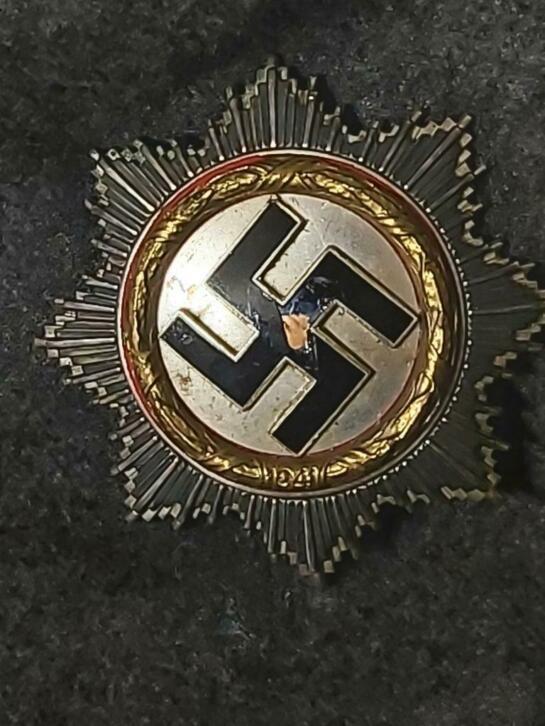 Médaille de la bravoure or  20201113