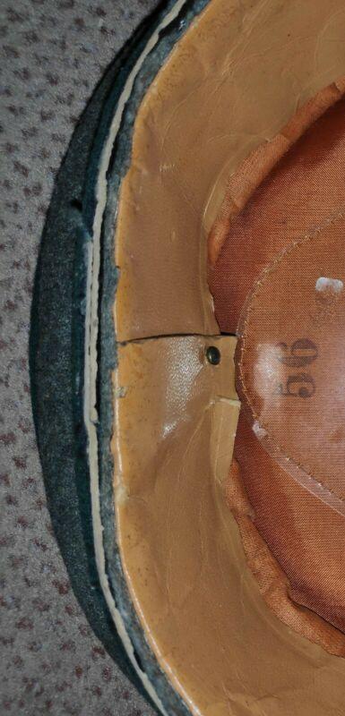 Casquette allemande douanes  _3_510