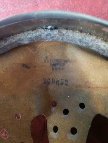 Intérieur casque allemand a authentifier svp _84_425