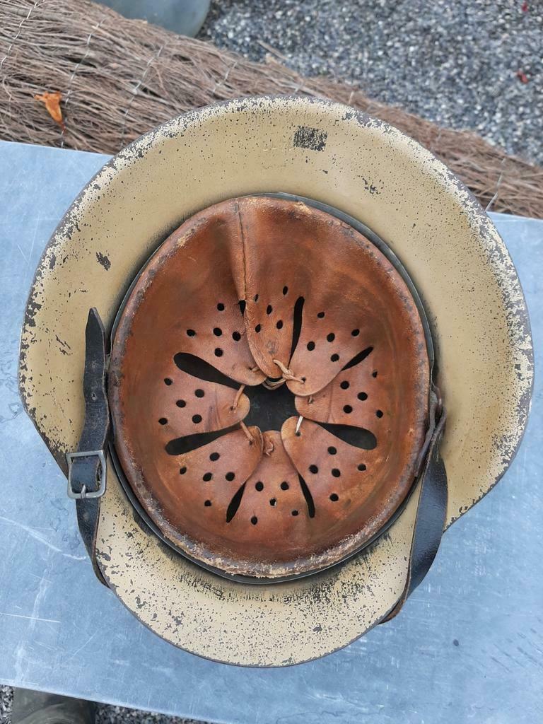 Authentication casque allemand  _86_3410