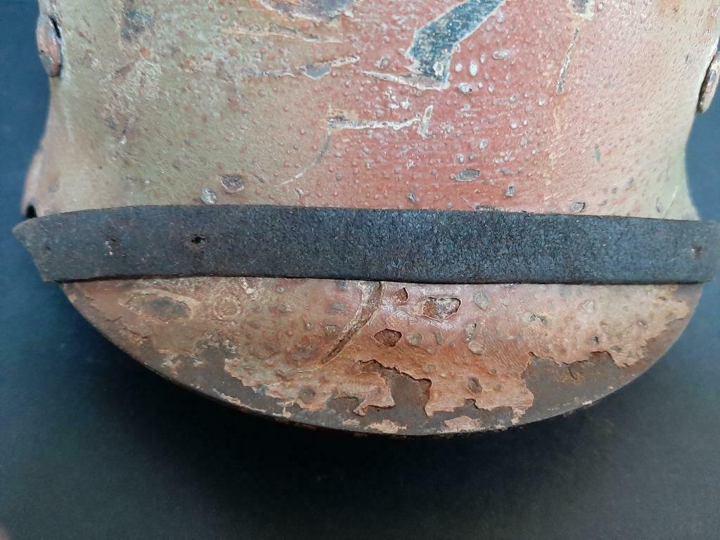 Authentication casque allemand  /2 _86_4610