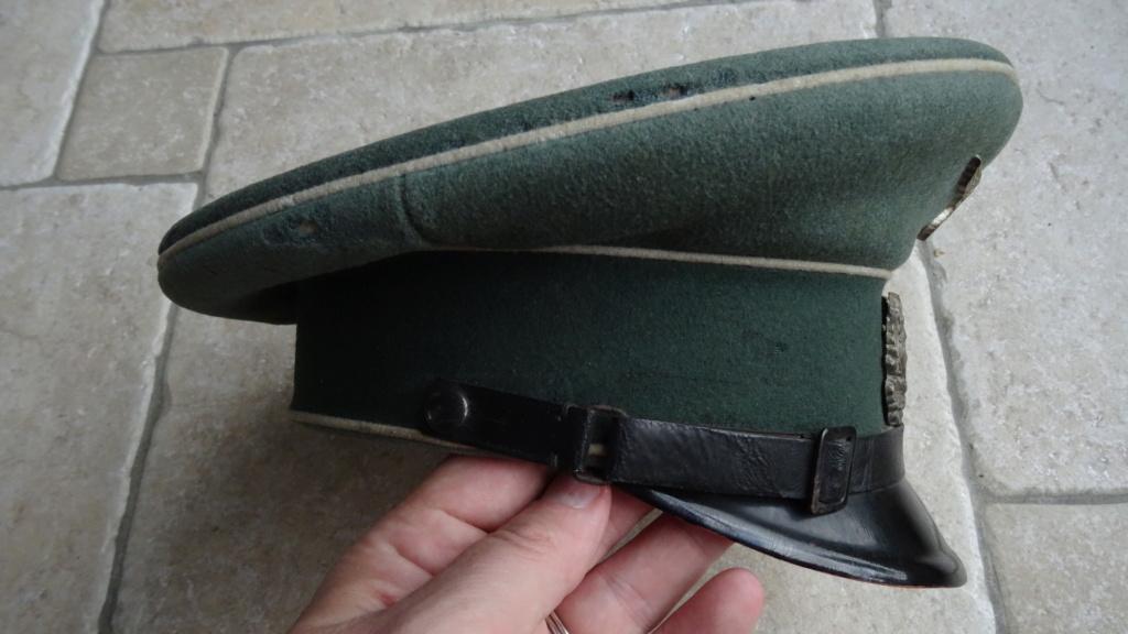 Casquette sous officier infanterie  Dsc02614