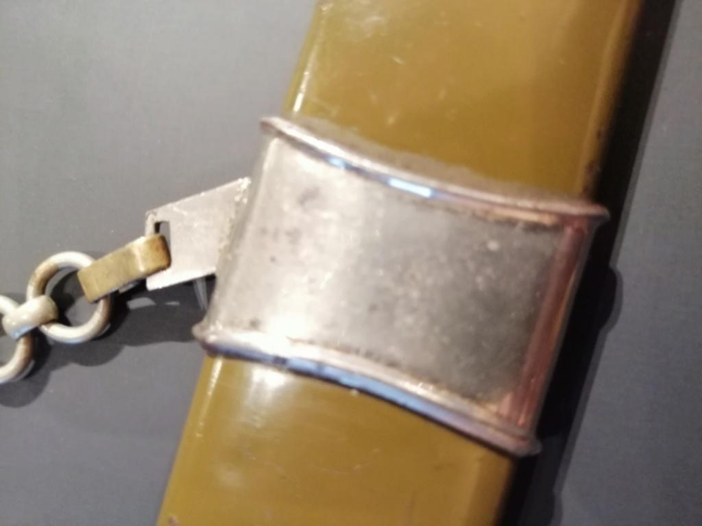 Authentication /estimation dague napola Img_1053