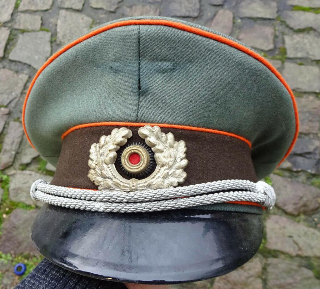 Casquette polizei à authentifier  S-l16018