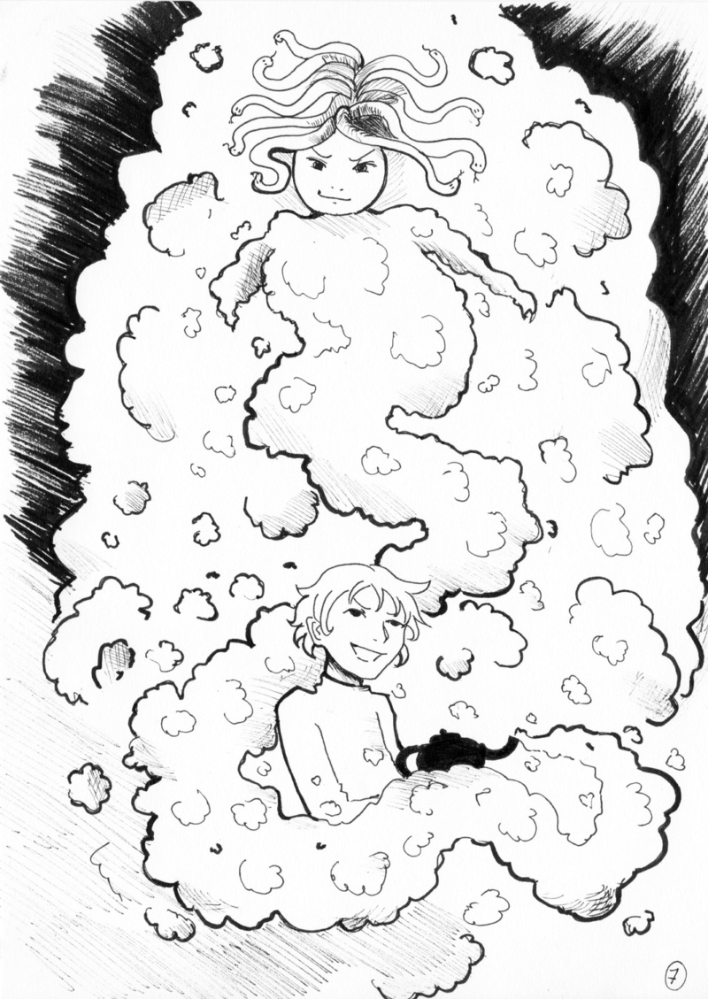 [Terminé] Inktober 2018 - Page 2 0710