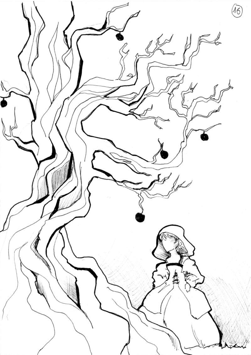 [Terminé] Inktober 2018 - Page 2 1610