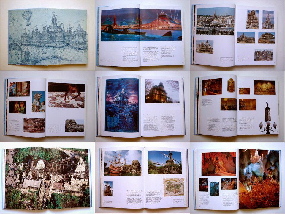 Valentine's Day Special Offer on Disneyland Paris, From Sketch to Reality Book Digital Edition! 17780_10