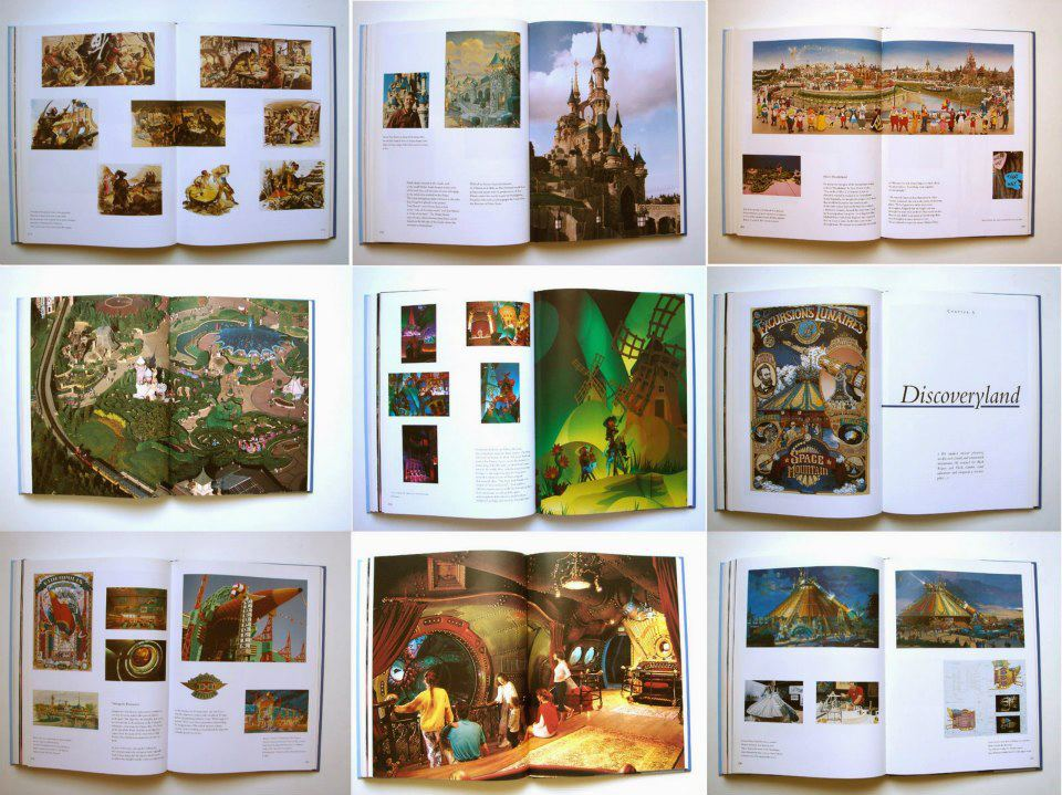 Valentine's Day Special Offer on Disneyland Paris, From Sketch to Reality Book Digital Edition! 59943810