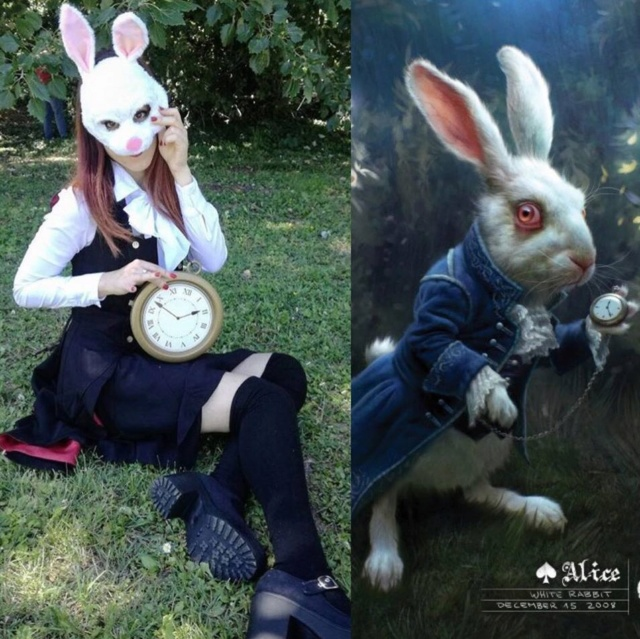 Cosplay e vari costumi di Halloween 211