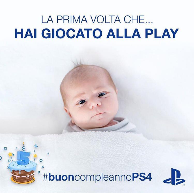 Buon compleanno PS4! Fb894b10