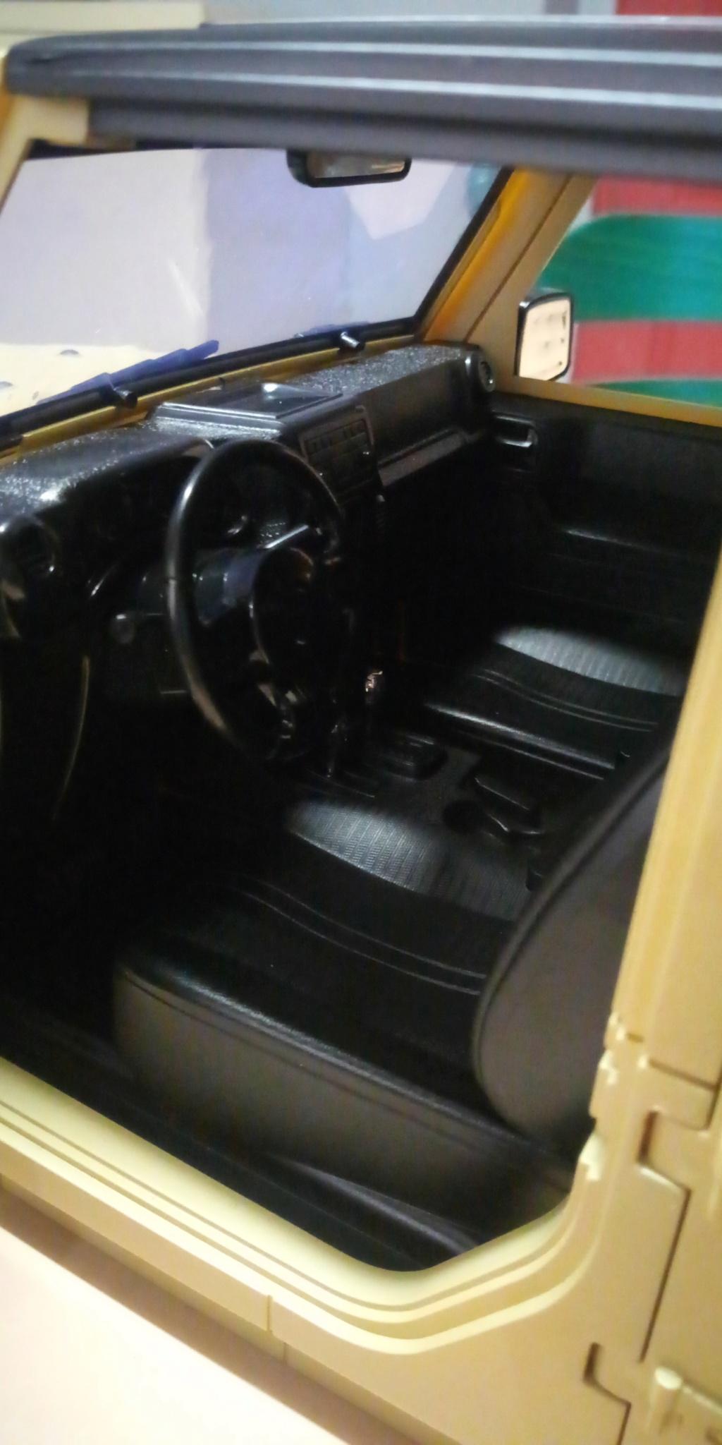 Jk unlimited sur chassis alu P_201915
