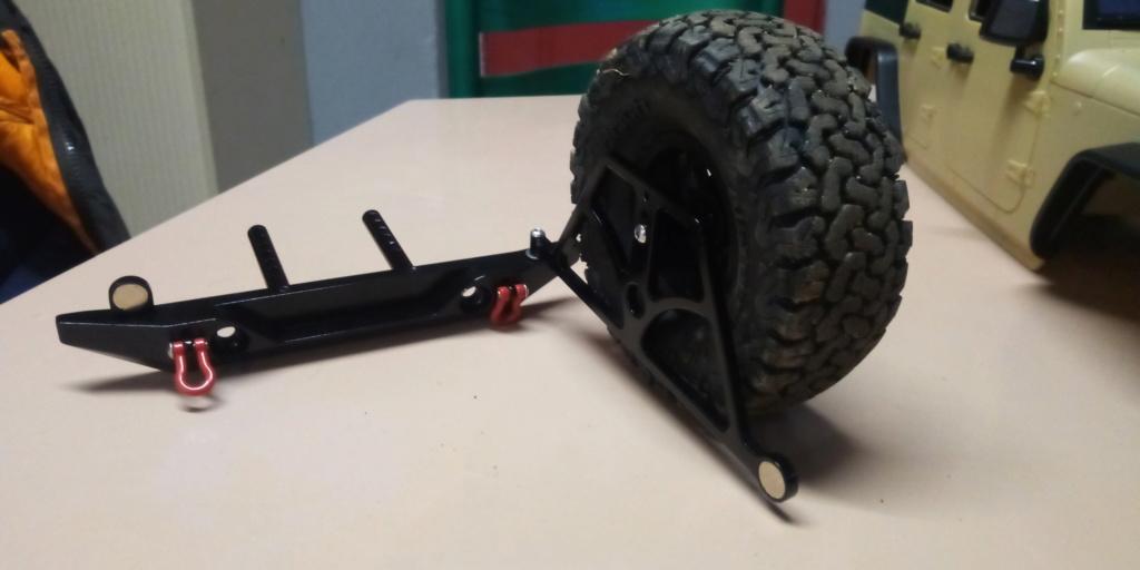 Jk unlimited sur chassis alu P_201919