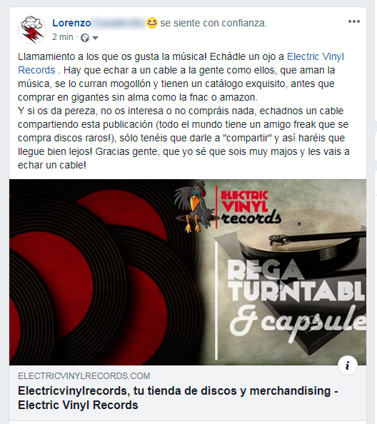 Electric Vinyl Records NOVEDADES RECORD STORE DAY 2019!!! http://electricvinylrecords.com/es/ - Página 2 Elec10