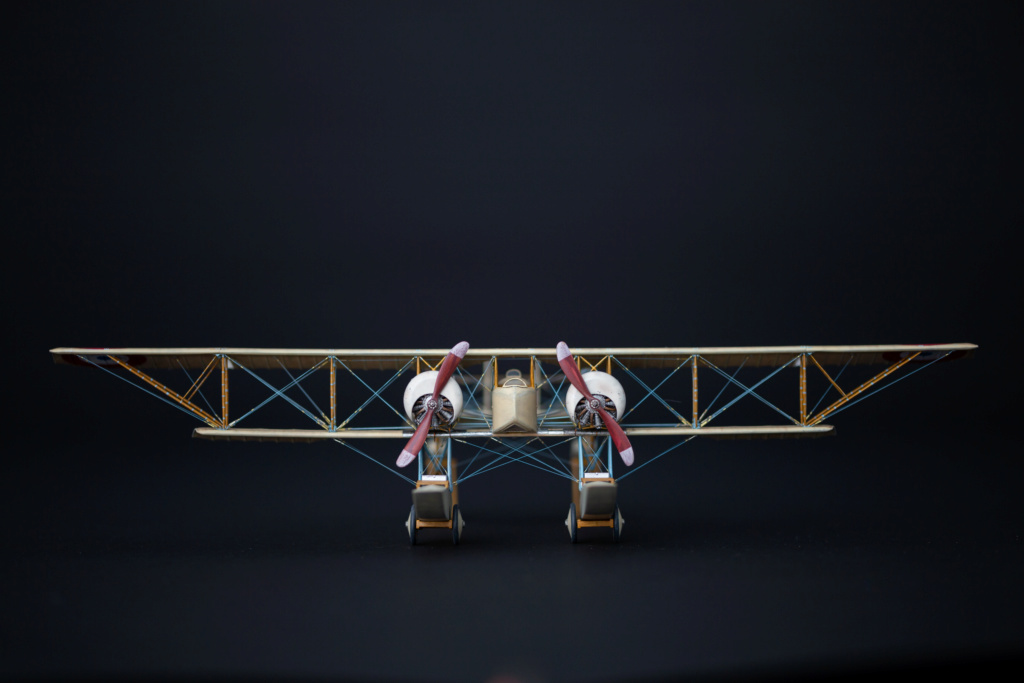 Caudron G-IV Hydravion 1/48 Copper State Models Photo_26