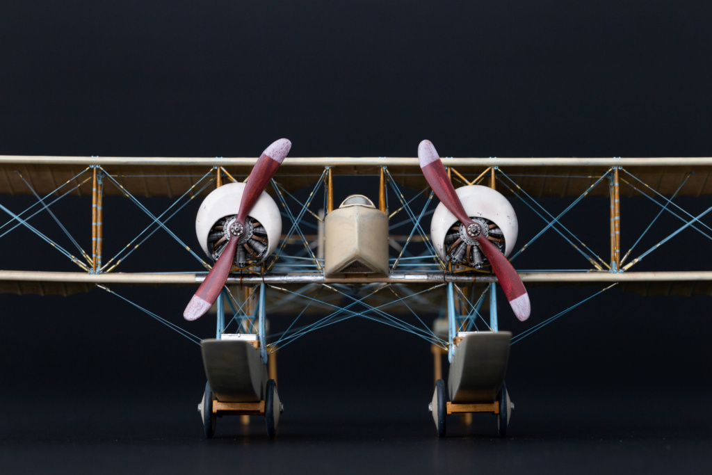 Caudron G-IV Hydravion 1/48 Copper State Models Photo_27