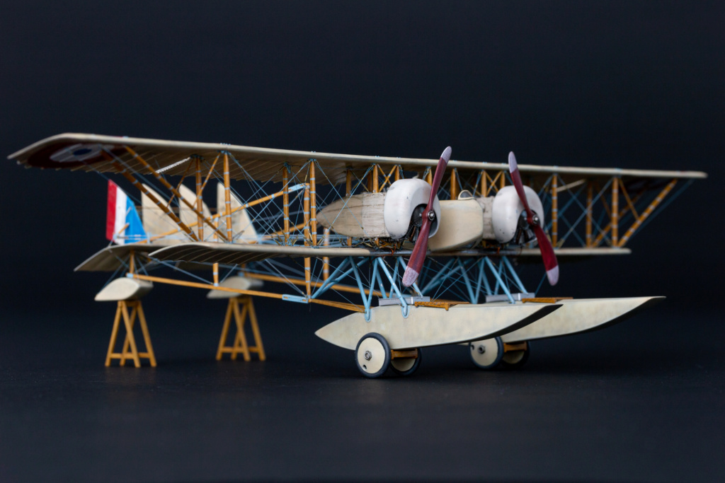 Caudron G-IV Hydravion 1/48 Copper State Models Photo_28