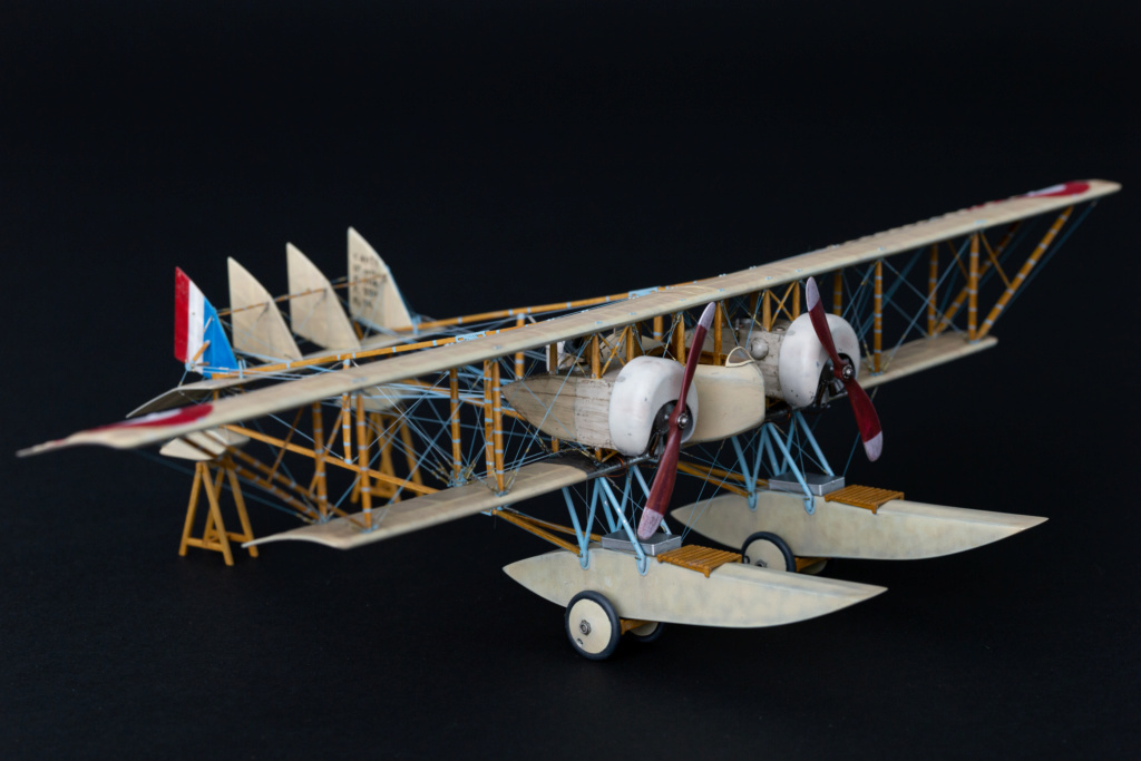 Caudron G-IV Hydravion 1/48 Copper State Models Photo_29