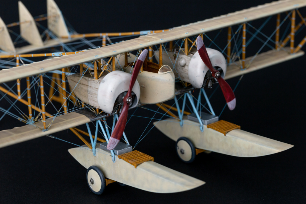 Caudron G-IV Hydravion 1/48 Copper State Models Photo_30