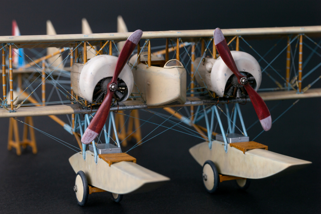 Caudron G-IV Hydravion 1/48 Copper State Models Photo_31
