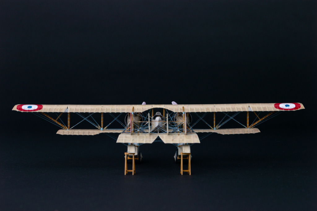 Caudron G-IV Hydravion 1/48 Copper State Models Photo_32