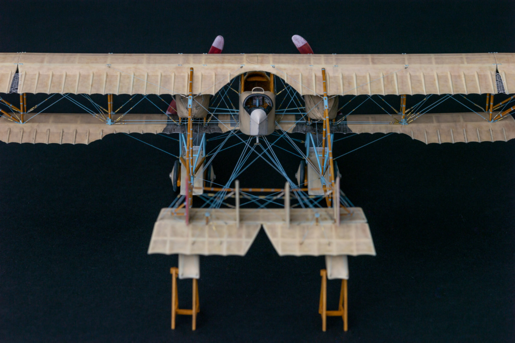 Caudron G-IV Hydravion 1/48 Copper State Models Photo_33