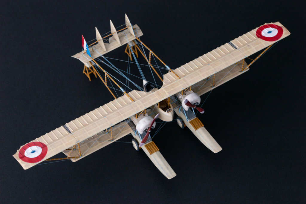 Caudron G-IV Hydravion 1/48 Copper State Models Photo_34