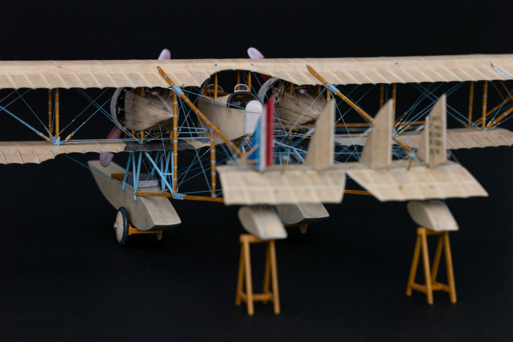 Caudron G-IV Hydravion 1/48 Copper State Models Photo_35