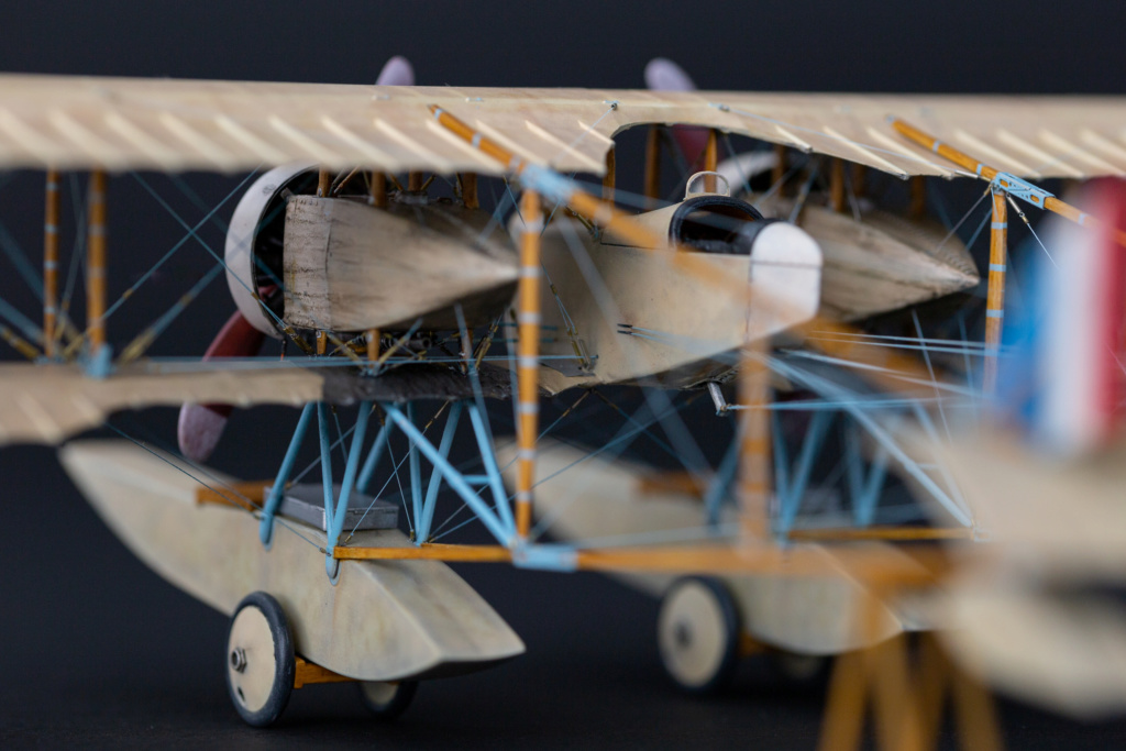 Caudron G-IV Hydravion 1/48 Copper State Models Photo_36