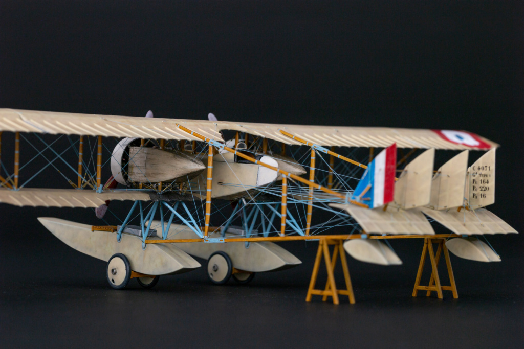 Caudron G-IV Hydravion 1/48 Copper State Models Photo_37