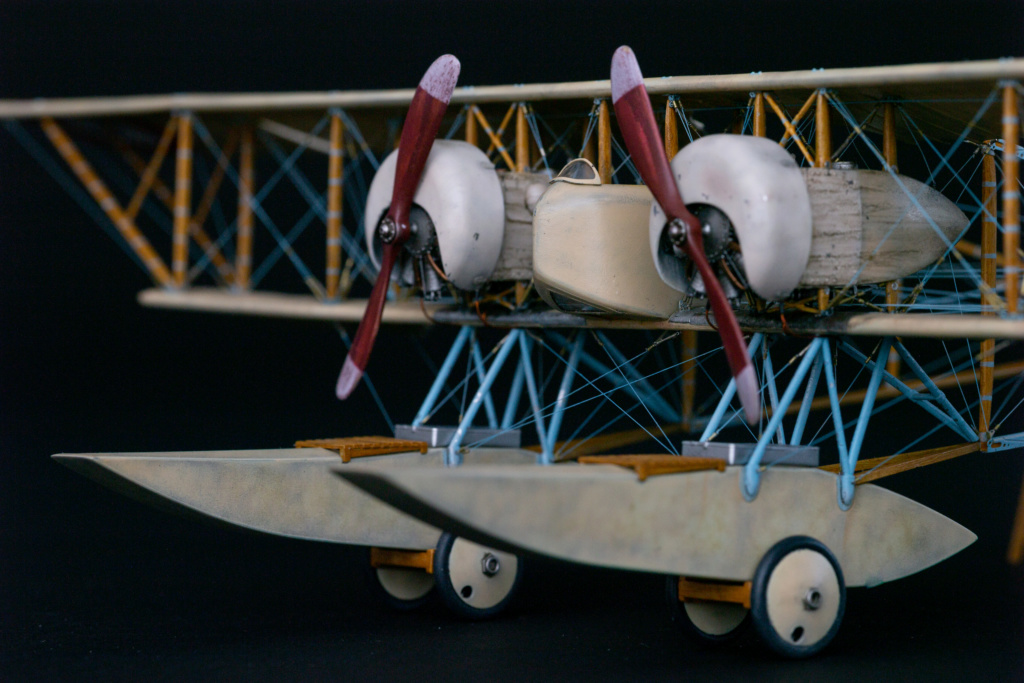 Caudron G-IV Hydravion 1/48 Copper State Models Photo_38