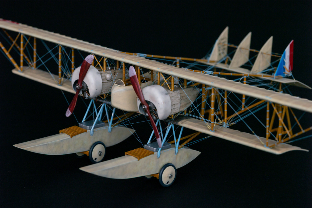 Caudron G-IV Hydravion 1/48 Copper State Models Photo_39
