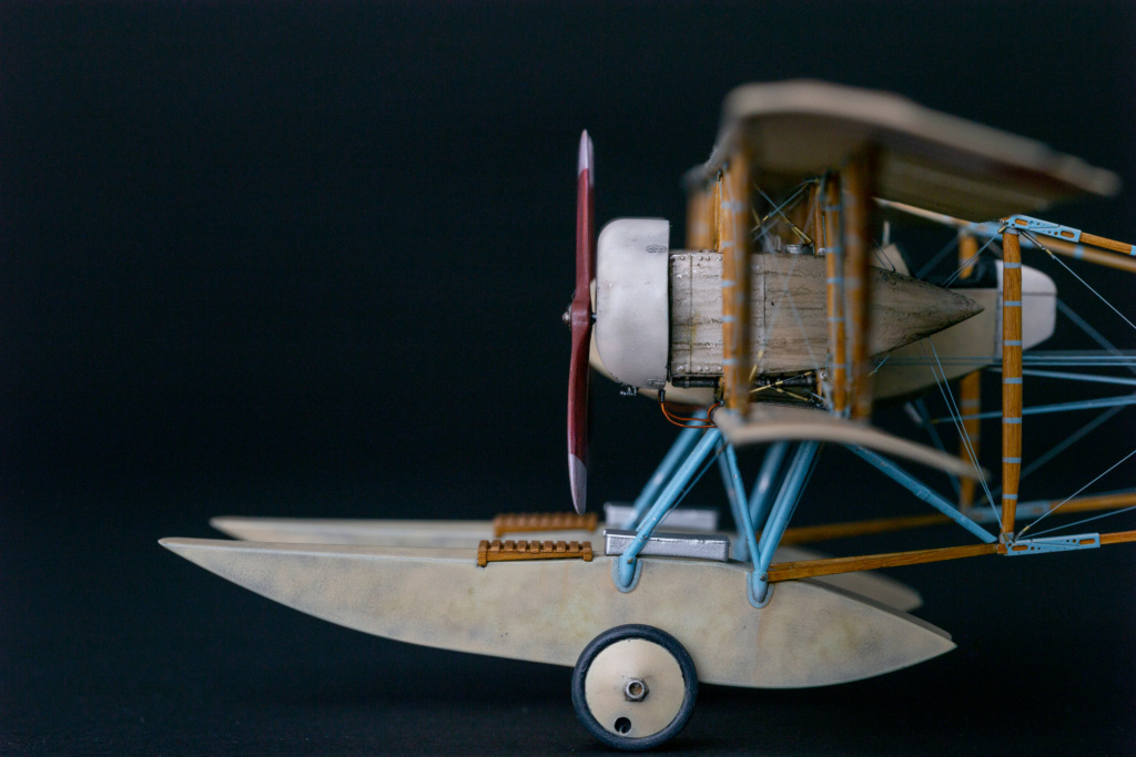 Caudron G-IV Hydravion 1/48 Copper State Models Photo_40