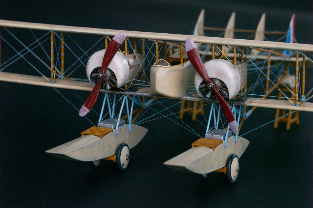 Caudron G-IV Hydravion 1/48 Copper State Models Photo_41