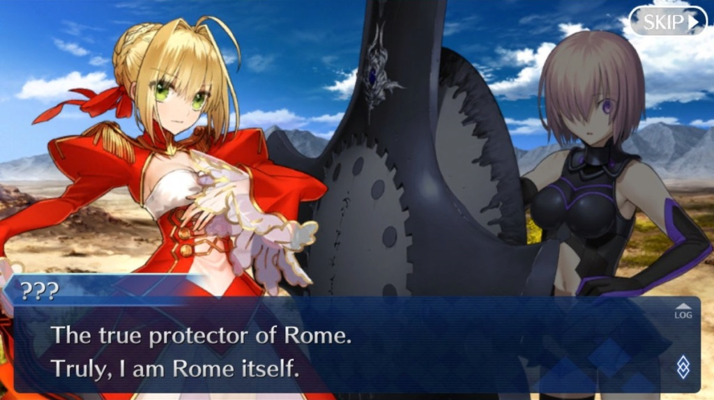 Review: Fate Grand Order (Mobile) Delr9510