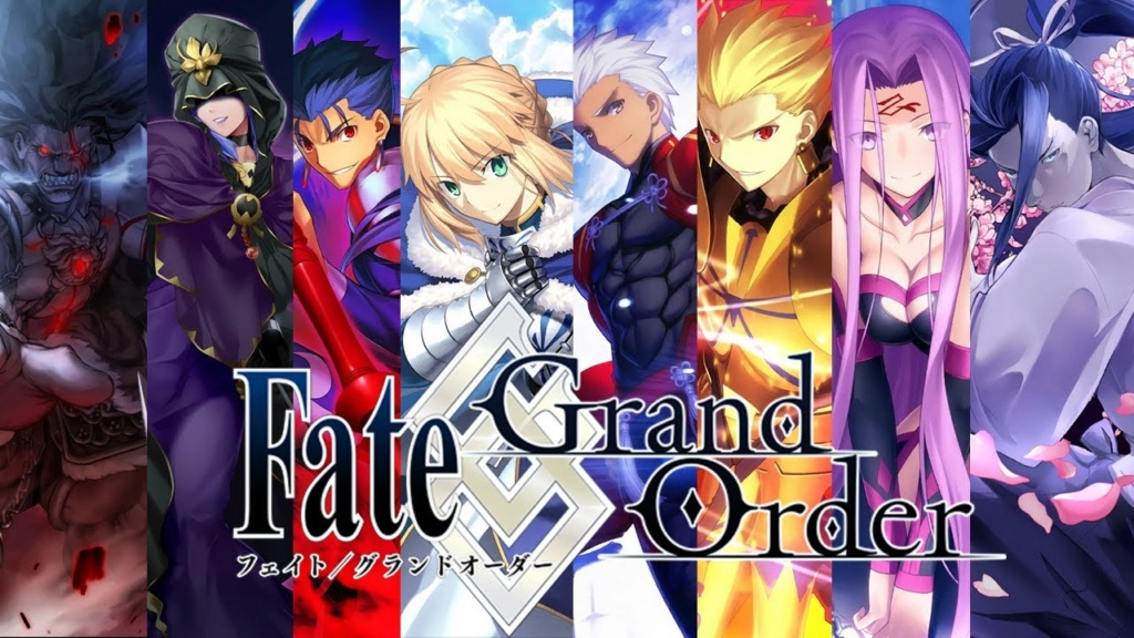 Review: Fate Grand Order (Mobile) Fate_g12