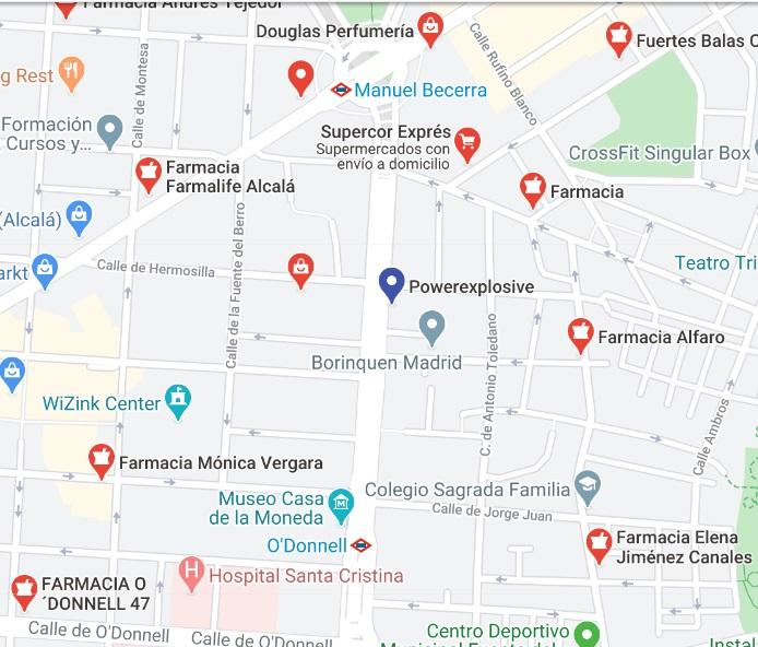 El Tour de las Farmacias (Madrid) - Página 16 Fdfd12