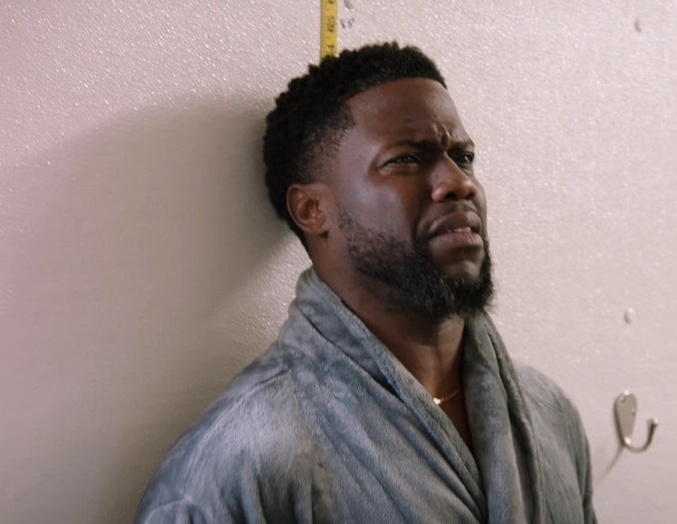 ¿Cuánto mide Kevin Hart? - Altura - Real height Hgg10