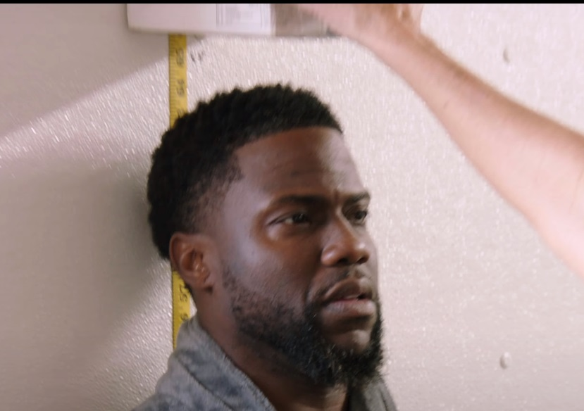 ¿Cuánto mide Kevin Hart? - Altura - Real height Hgg12